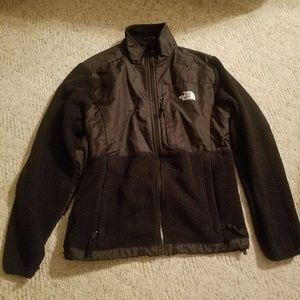 Small black north face jacket